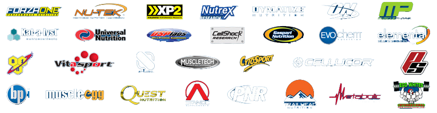 nutrishop carries all of these brands